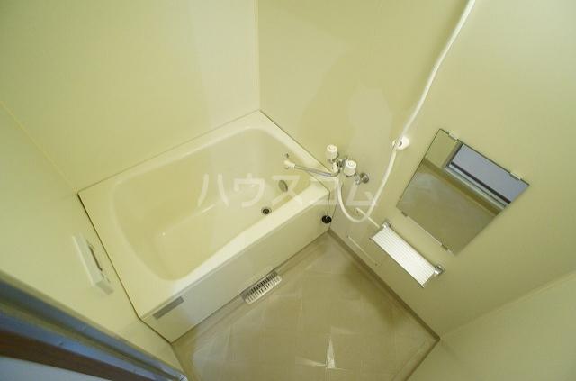 パークウッドB 01040号室の風呂