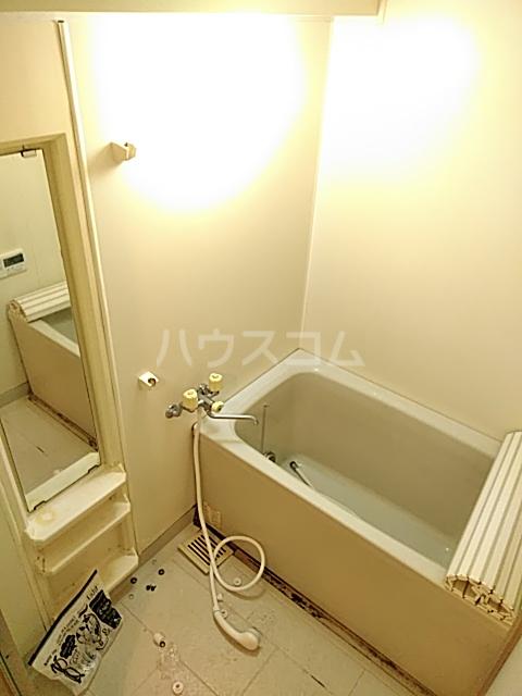グランドゥールH 03030号室の風呂