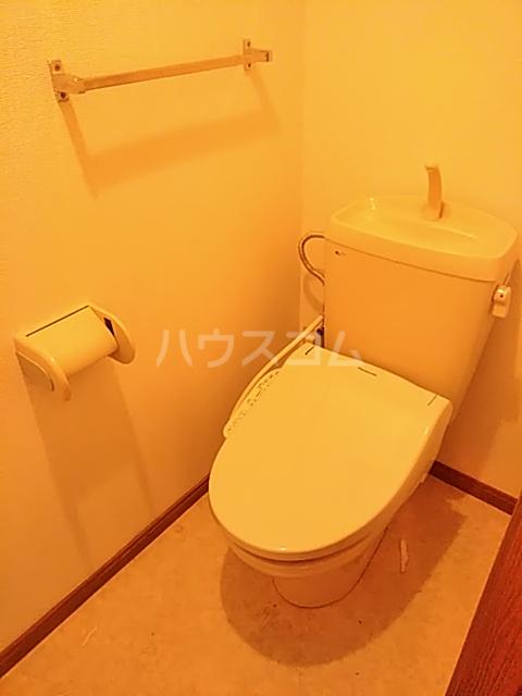 グランドゥールH 03030号室のトイレ