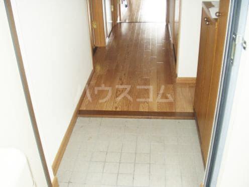 グランドゥールH 03040号室の玄関