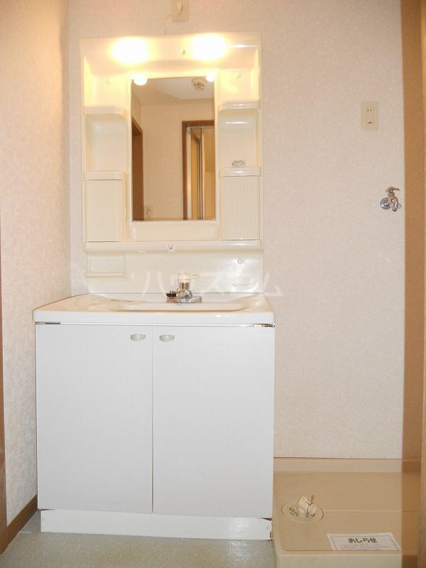 OAK ROYAL2番館 03030号室の洗面所