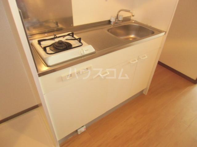 グレイスシャトル 04010号室のキッチン