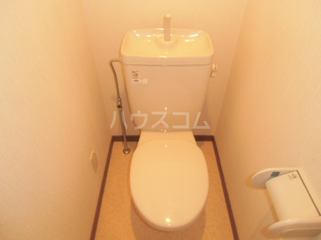グレイスシャトル 04010号室のトイレ