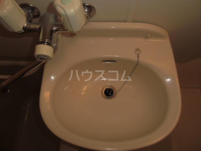 グレイスシャトル 04010号室の洗面所