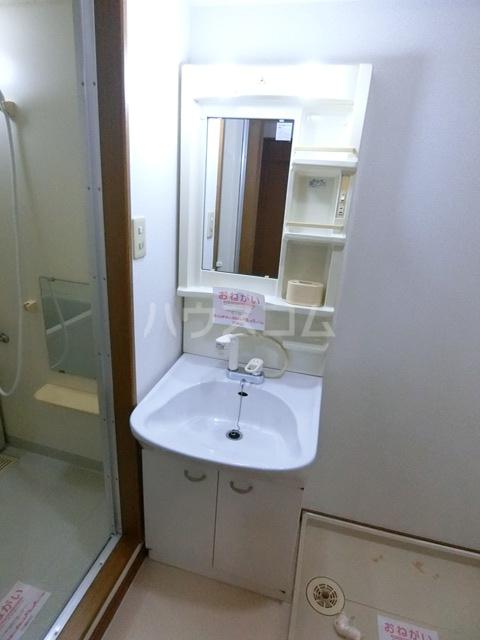 PRIMAVERA 03050号室の洗面所