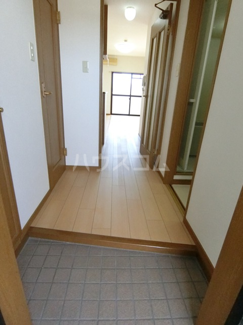 PRIMAVERA 03050号室の玄関