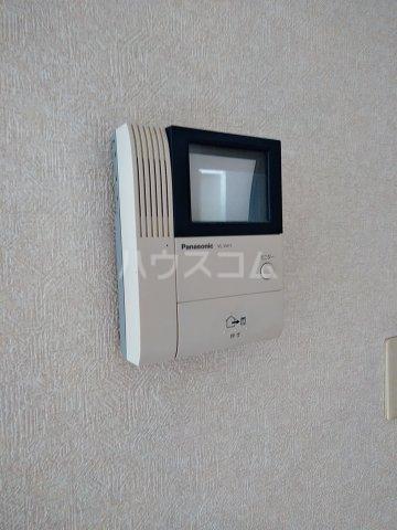 リュミエール 01040号室のセキュリティ