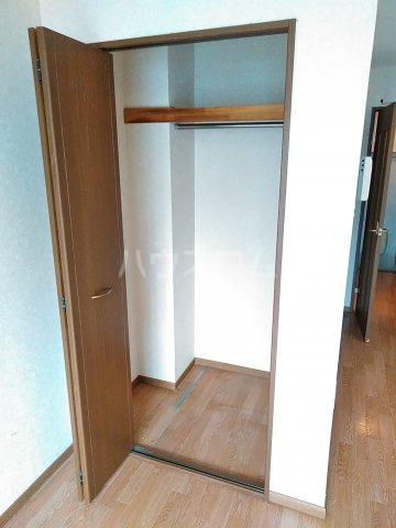 リュミエール 01040号室の収納