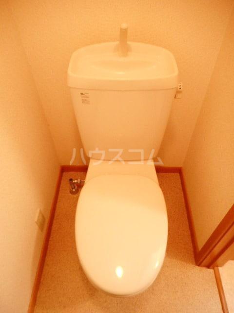 カレント 01020号室のトイレ