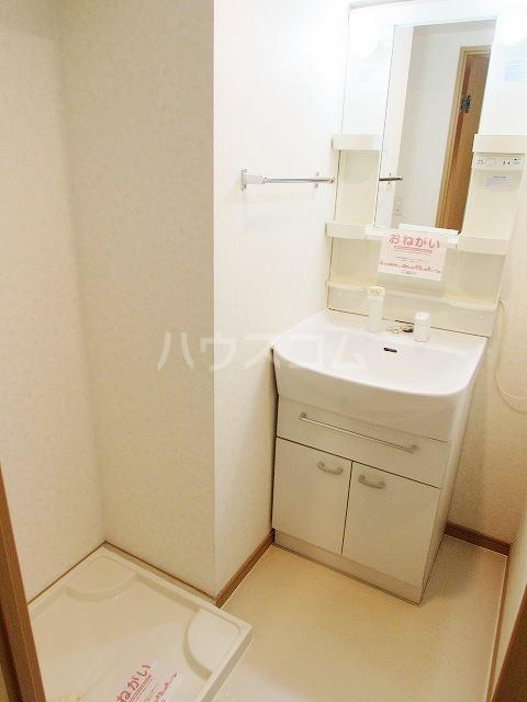 ハイネタウン箱崎 07010号室の洗面所