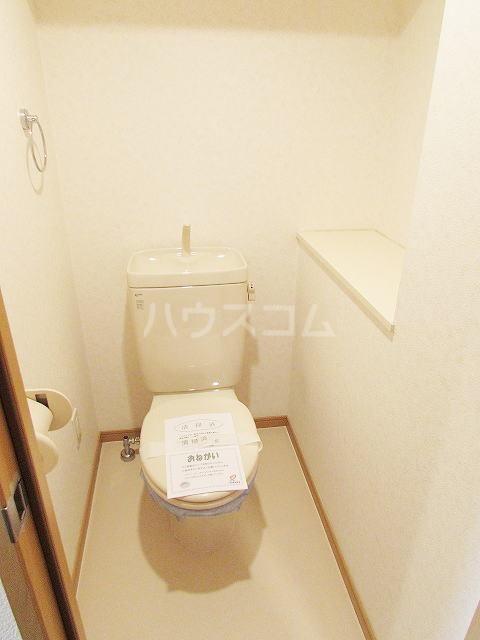 ハイネタウン箱崎 07010号室のトイレ