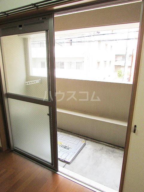 ハイネタウン箱崎 07010号室のバルコニー