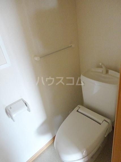 アザレアⅡ 02040号室のトイレ
