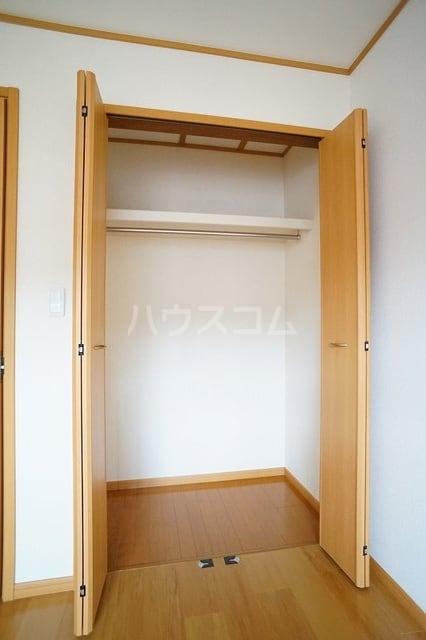 アザレアⅡ 02040号室の収納