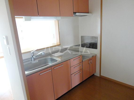 アザレアⅡ 02040号室のキッチン