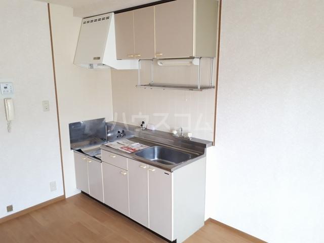 パストラルⅠ 02020号室のキッチン