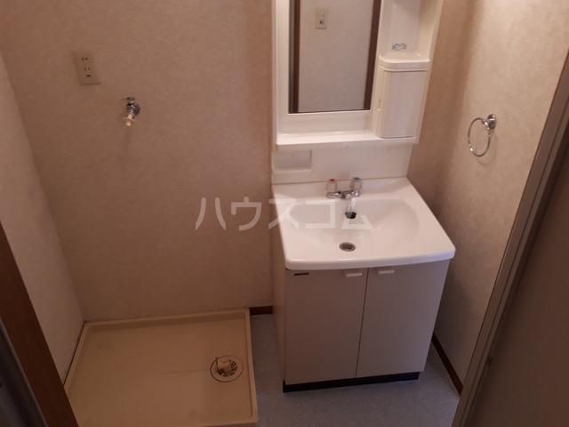 パストラルⅠ 02020号室の洗面所