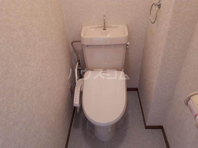 パストラルⅠ 02020号室のトイレ