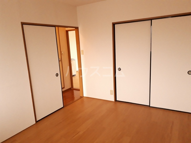 パストラルⅠ 02020号室のベッドルーム