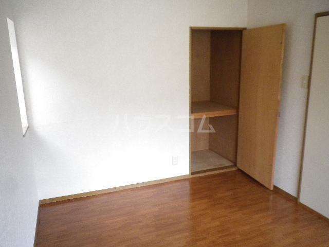 パストラルⅠ 02020号室の収納
