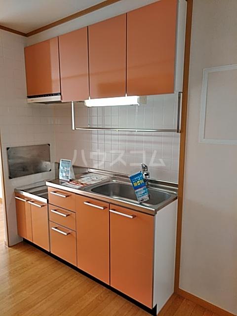 エクセレンテⅡ 02010号室のキッチン