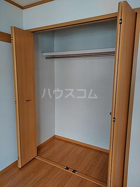 エクセレンテⅡ 02010号室の収納
