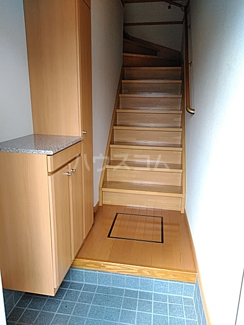 エクセレンテⅡ 02010号室の玄関