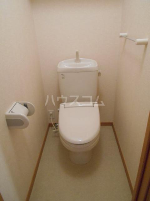 アルカディアⅡ 01030号室のトイレ