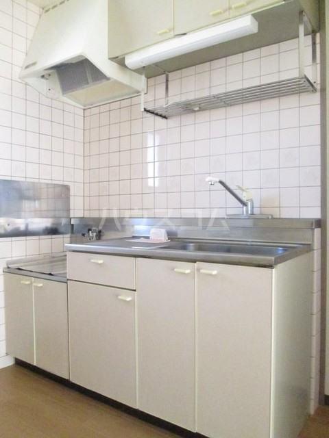 セカンドコアラ 02010号室のキッチン