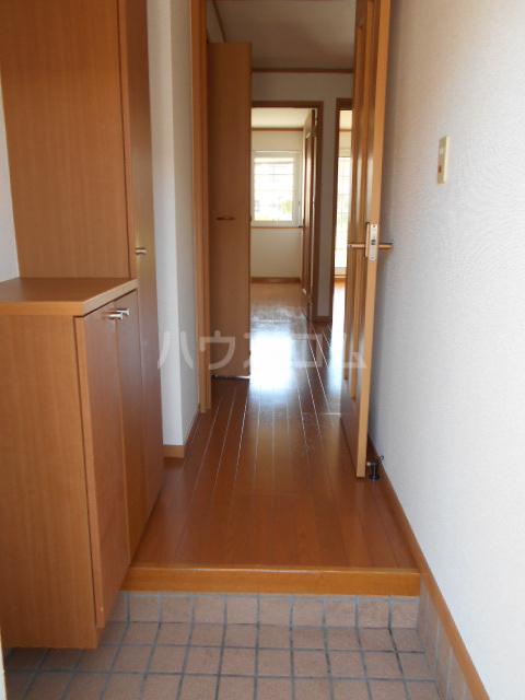 ジェルメ 01020号室の玄関