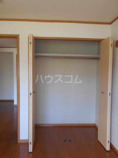 ジェルメ 01020号室の収納