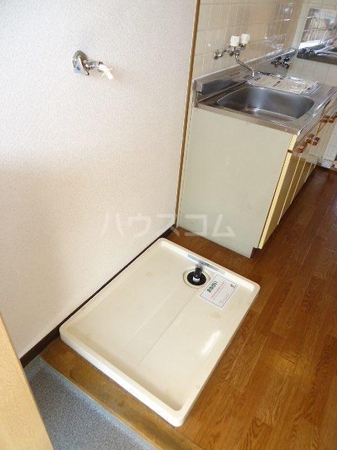 コ-ポユリ 01010号室の設備