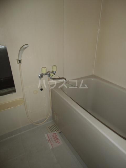 エルハイム 02020号室の風呂