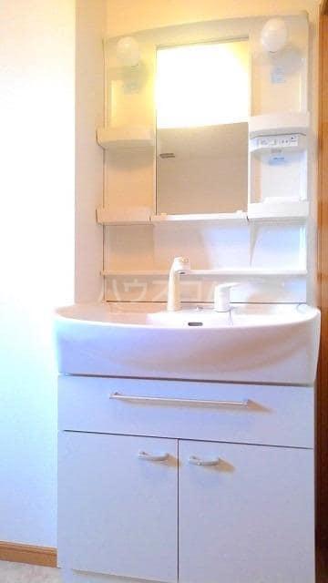 コンフォート スクエア B 02020号室の洗面所