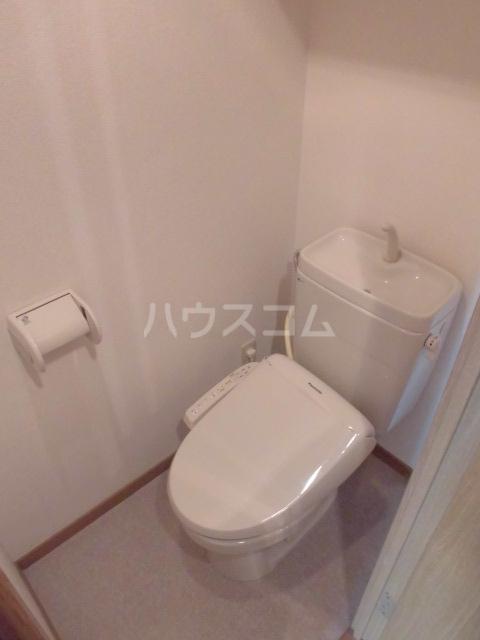 ビオラ・パラッツォ 06010号室のトイレ