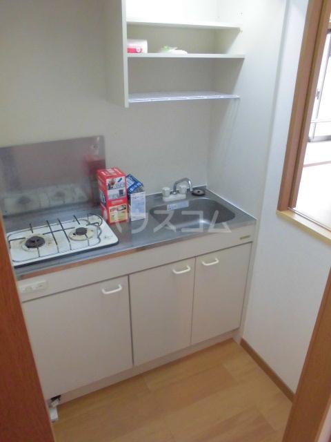 ビオラ・パラッツォ 06010号室のキッチン