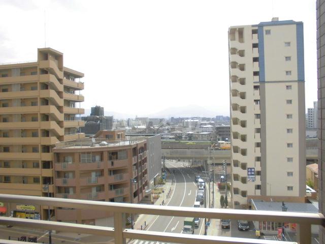 ビオラ・パラッツォ 06010号室の景色