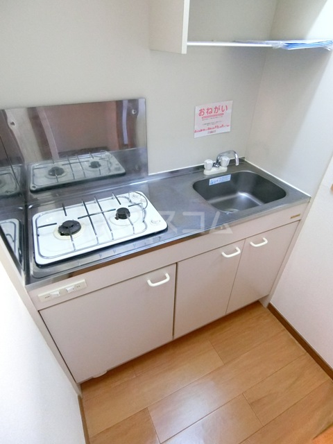 ビオラ・パラッツォ 10010号室のキッチン