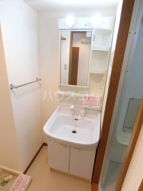 ビオラ・パラッツォ 10010号室の洗面所