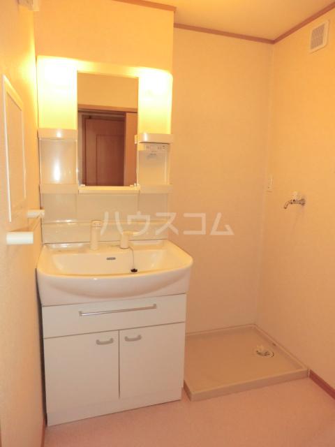 メゾン コリーヌ 02020号室の洗面所