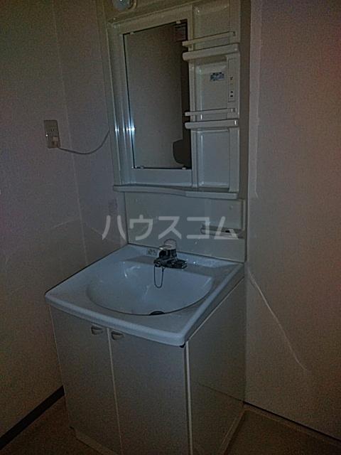 カーサシャルマン 02020号室の洗面所