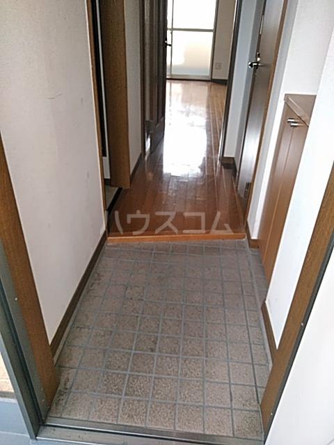 カーサシャルマン 02020号室の玄関