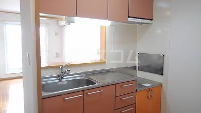 レジーナ 02040号室のキッチン