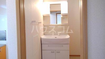 レジーナ 02040号室の洗面所
