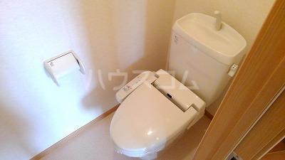 レジーナ 02040号室のトイレ