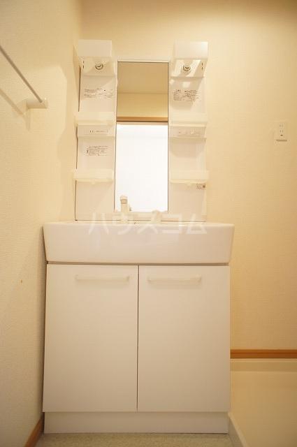 ラヴェンデル ツヴァイ 01030号室の洗面所