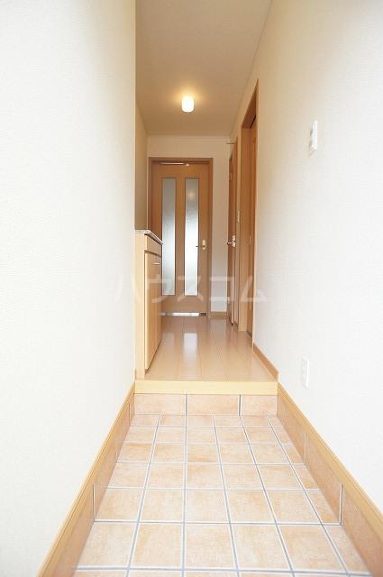 ラヴェンデル ツヴァイ 01030号室の玄関
