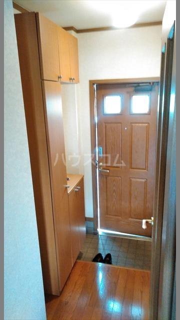 リヴィエールⅠ 01020号室の玄関