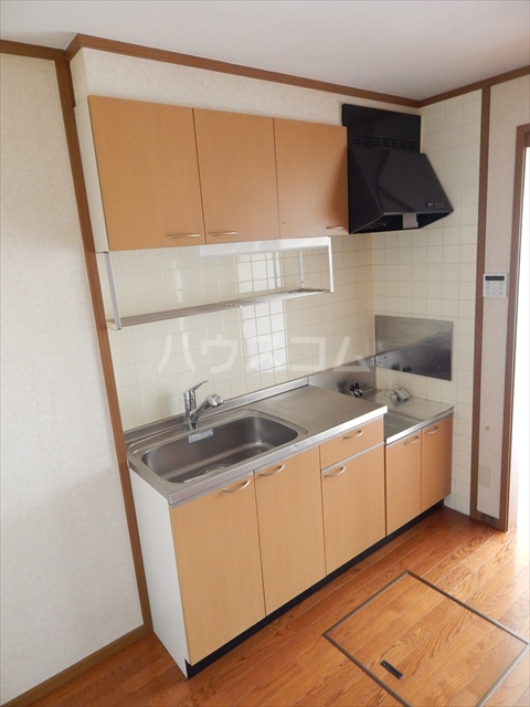 リヴィエールⅠ 01020号室のキッチン