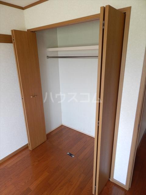 リヴィエールⅠ 01020号室の収納